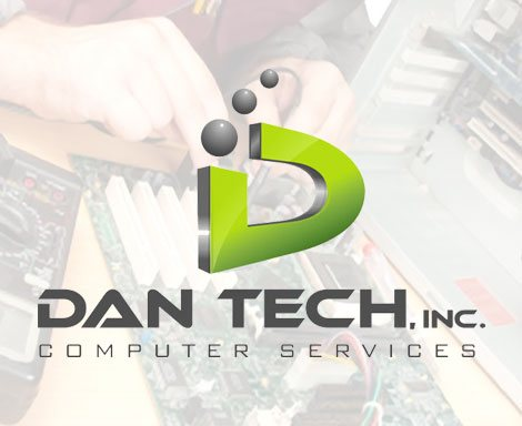 Dan Tech, Inc. Computer Services logo