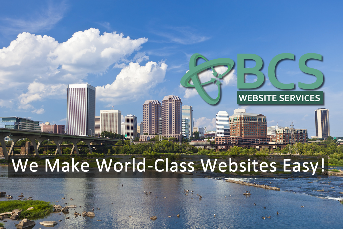 Get Amazing Web Design, Support, and Hosting from BCS