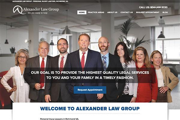 Alexander Law Group PLC.