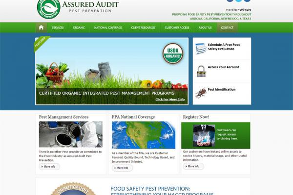 Assured Audit Pest Prevention