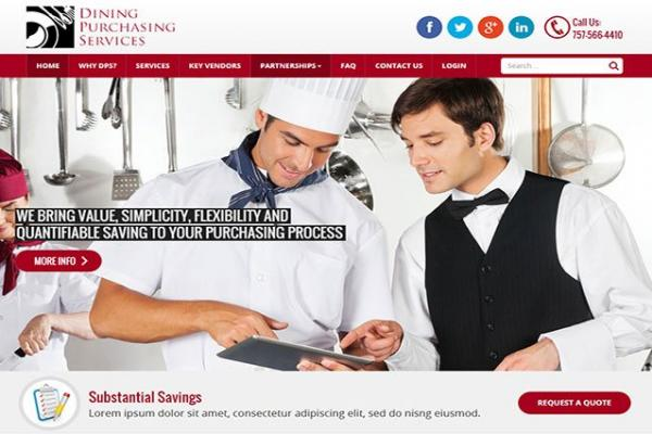 Dining Purchasing Services