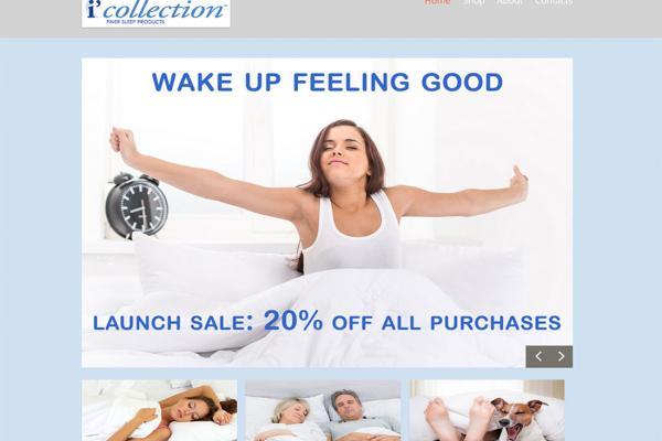 i'collection sleep products