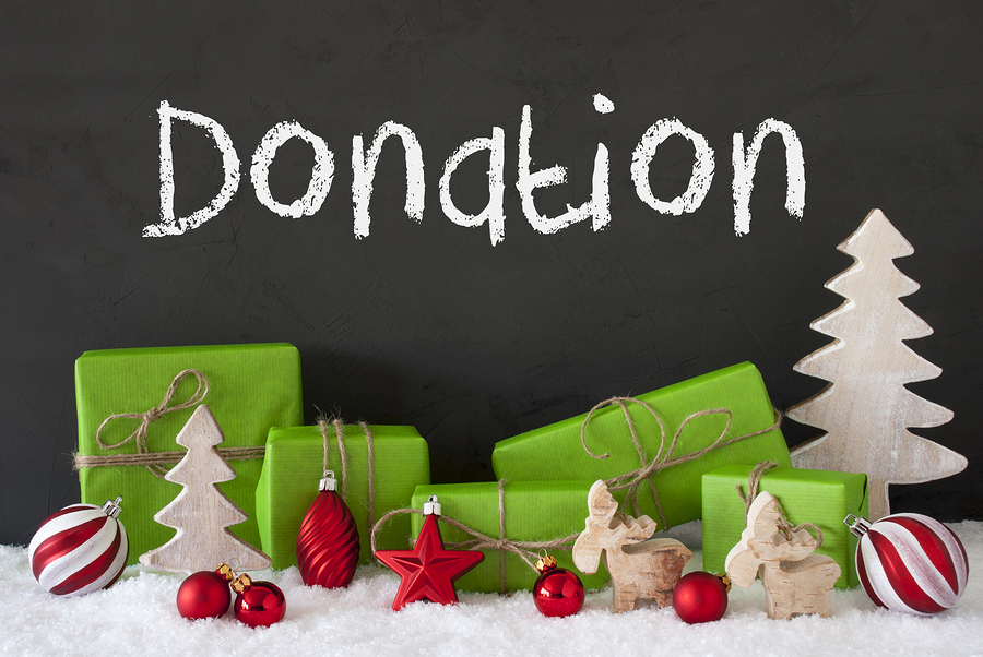 holiday donation