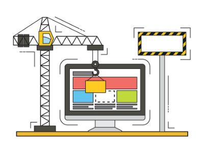 Website basics options for building a website for Building design blog